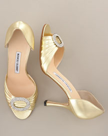 Купить Золотые Туфли