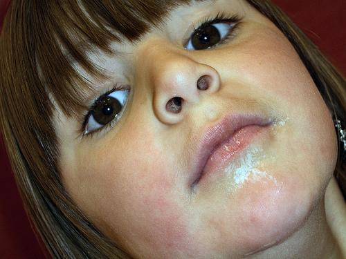 Что вызывает сыпь у грудных детей?