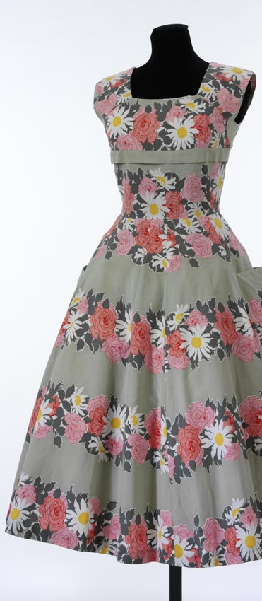 Построение выкройки-основы платья по итальянской технике.