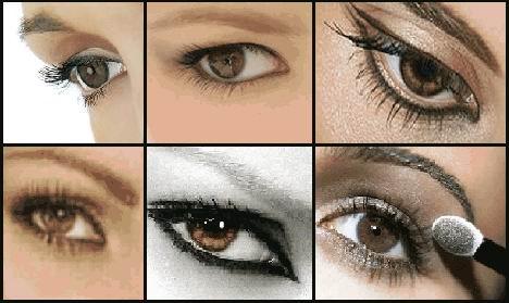Красивый макияж для карих глаз зависит от того, насколько аккуратно будут нанесены тени и тушь.