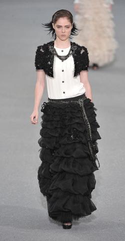 "Коллекция сезона  ""Весна 2009 RTW "" Chanel."