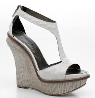 Обувь на платформе - сочетание комфорта и красоты