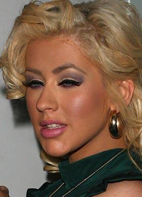 Самый неудачный макияж знаменитостей-2