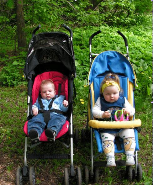 Прогулки с ребенком: сколько гулять?.