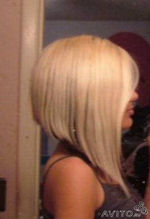 Наращивание зональное волос