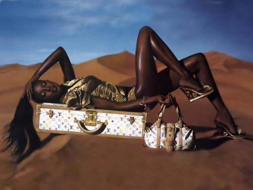 louis vuitton naomi campbell fashion advertisement наоми кэмпбелл.
