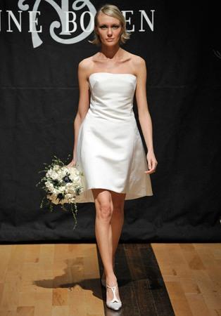 Свадебное платье пышная юбка от середины бедра.