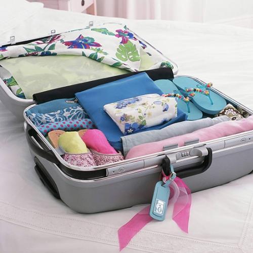 Первое, что вы сложите в чемодан - это, несомненно...