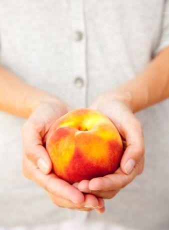 Персик у девушек фото фото 287-648