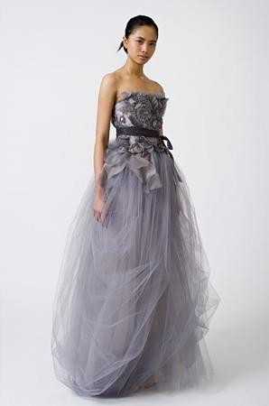 Вера Вонг - и её сказачно красивые свадебные платья.