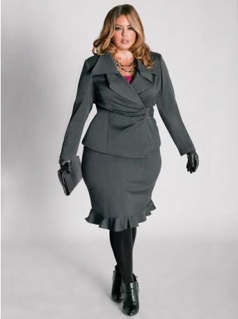 Лучшие модели юбок для полных: универсальный стиль и модные