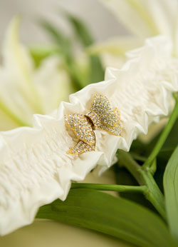 Что делать с подвязкой которую поймал на свадьбе