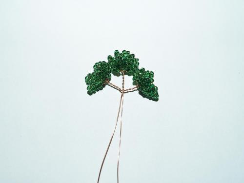 бисер схемы. денежное дерево из бисера схемы.