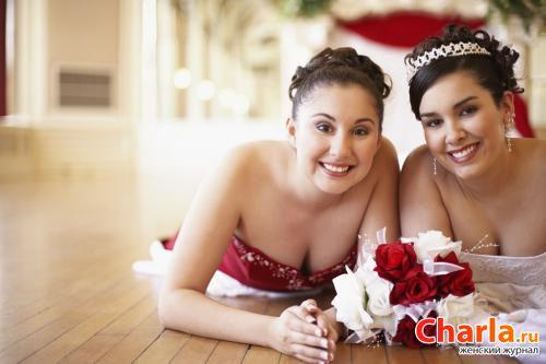 Как выбрать свидетельницу на свадьбу? Шесть основных правил