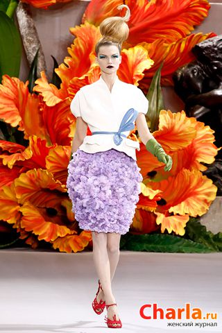 Christian Dior Couture - Осень-Зима 2010-2011