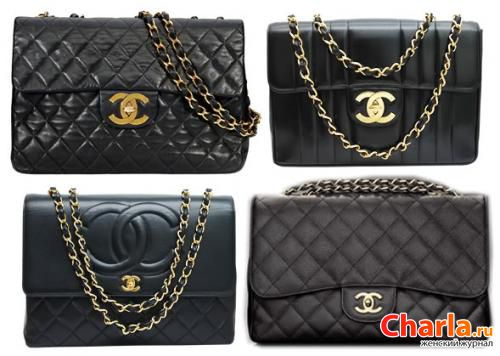3eae3ef5885b Сумка Chanel 2.55. Модные сумки на цепочке 2010! (ФОТО)