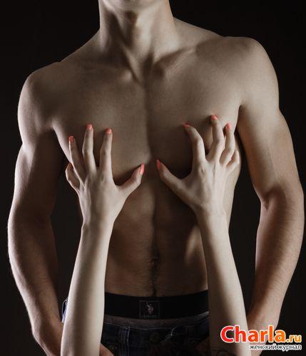 Фото спины после секса