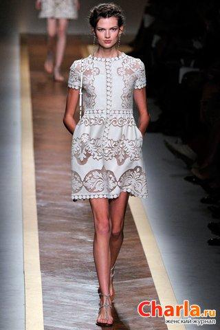 Модні сукні 2012 міні міді максі на