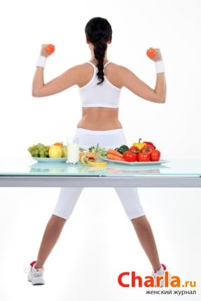 нужно фитнесе соблюдать при какую диету