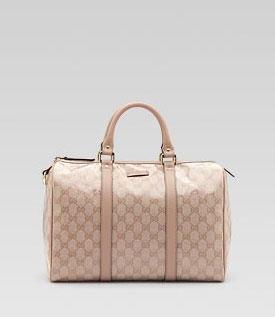 Новая коллекция сумок Gucci, Cruise 2009.