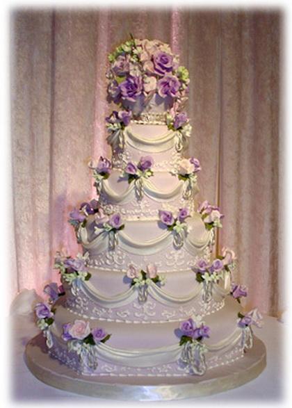 ...свадебные торты из пирожных фото, торты на заказ фото