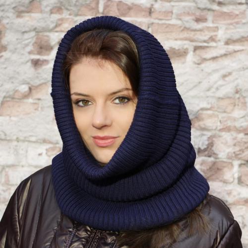 Не могу связать косу.  Вяжу вот такую шапку. вязаные шапки женские...