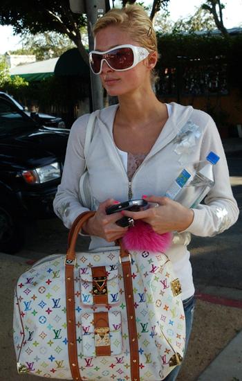 Дамские сумки Louis Vuitton из коллекции осень-2009, по словам Марка...
