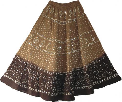 как сшить юбку двойное солнце: