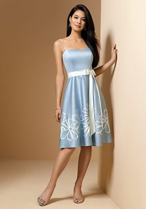 Платье для свидетельницы, фото